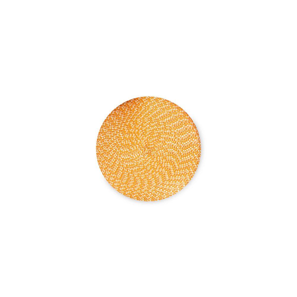 Jogo Americano Palermo Cor: Amarelo - Tamanho: Único