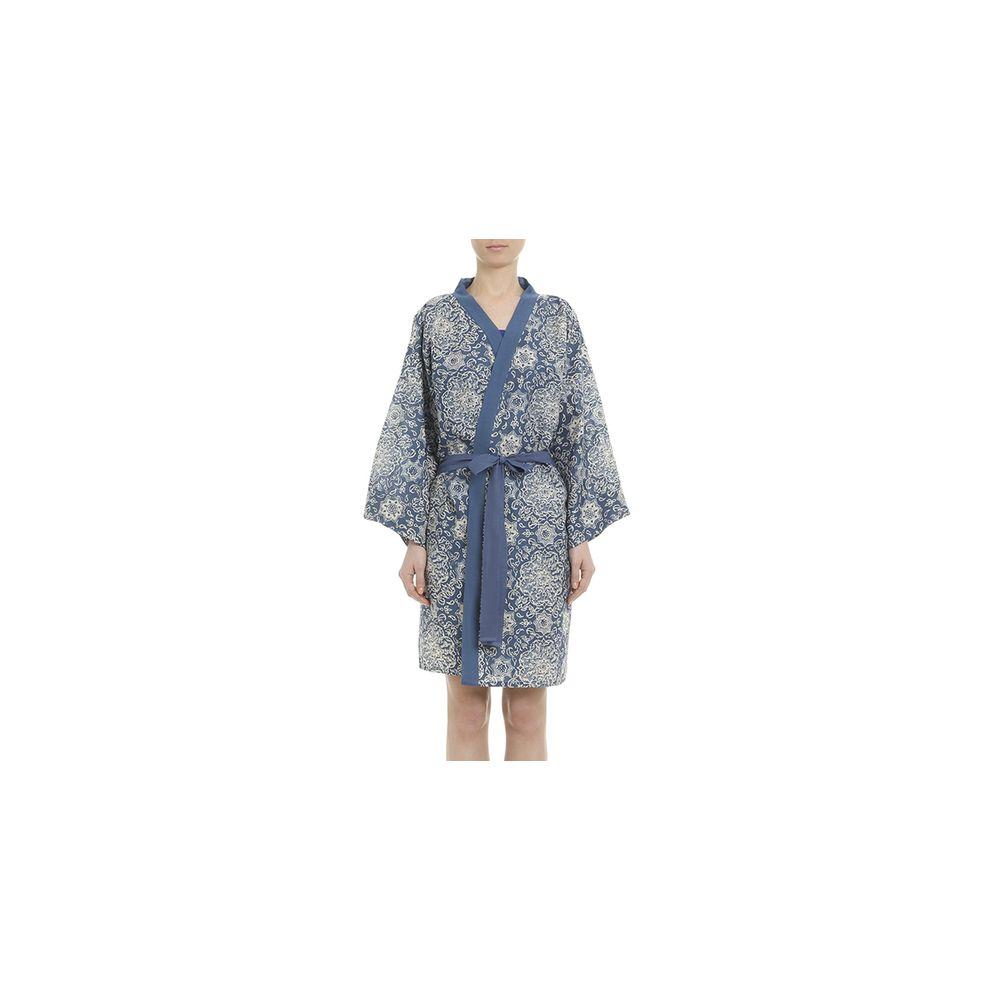 Kimono Thais Cor: Multicolorido - Tamanho: Único