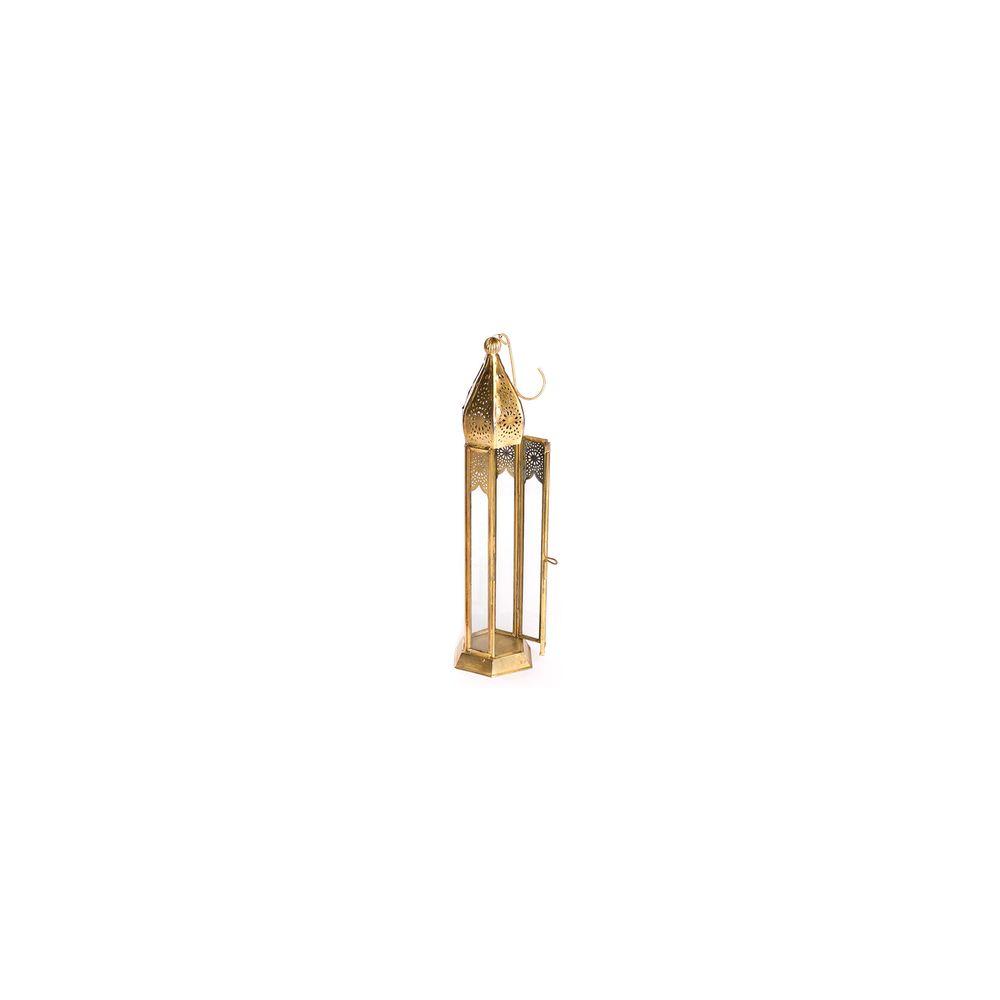 Luminária Alexandrina Cor: Ouro - Tamanho: Único