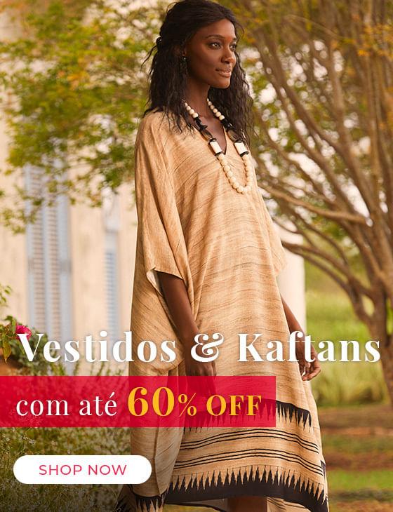 Vestidos e Kaftans