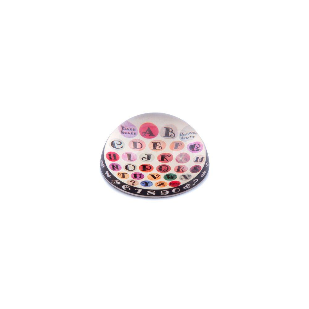 Peso De Mesa Sensação Cor: Multicolorido - Tamanho: Único