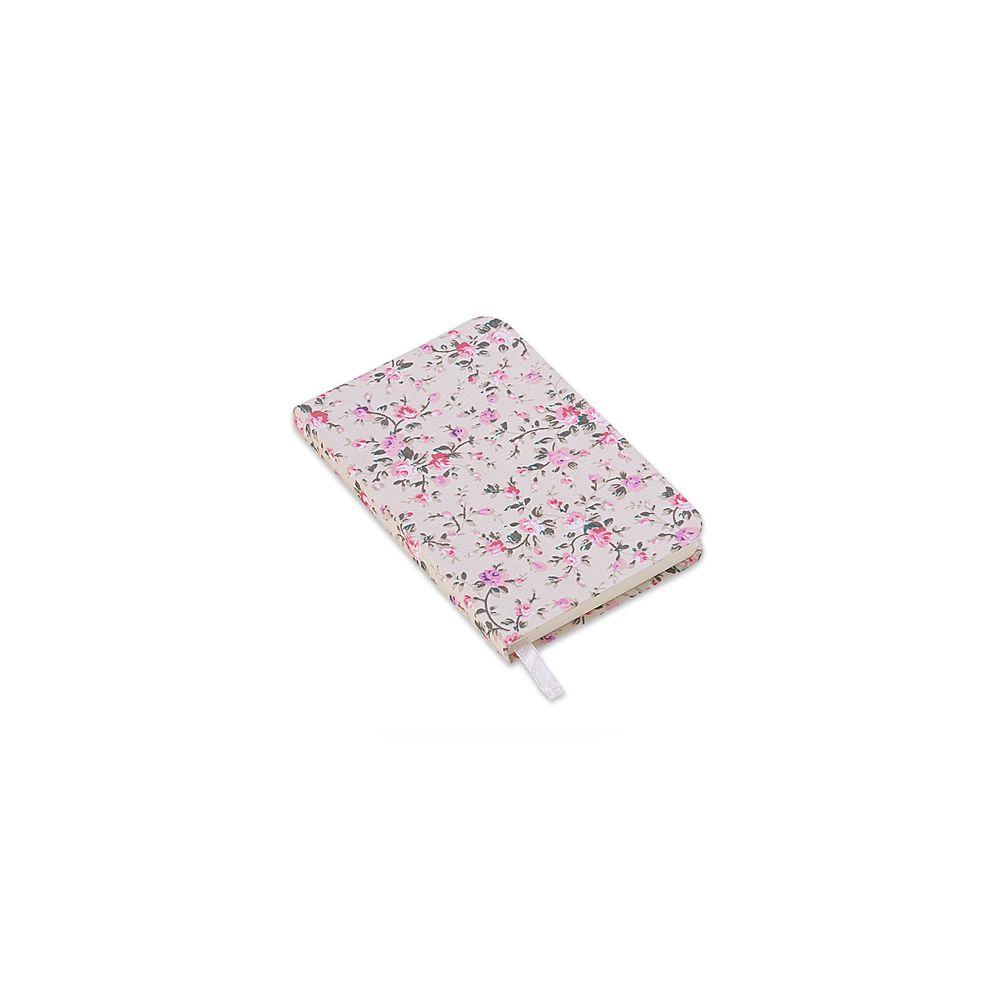 Caderno Malvinas Cor: Rosê - Tamanho: Único