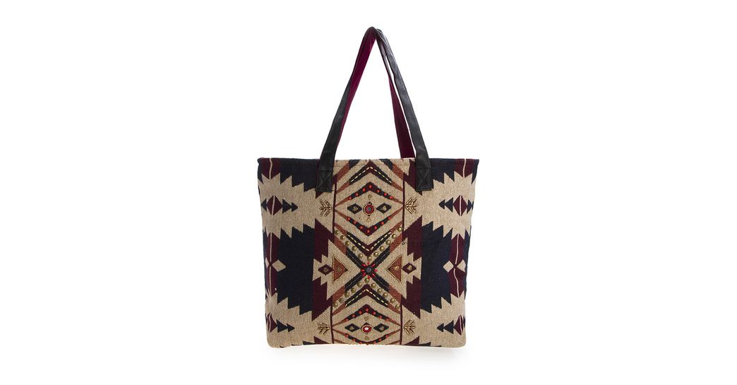 020104007_204_1-SHOPPING-BAG-NAVAJO-BURGANDY