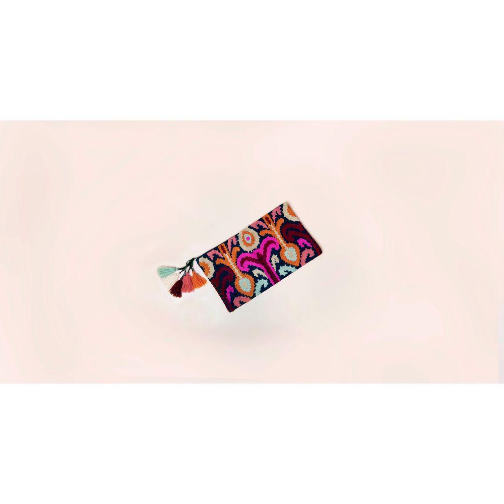Clutch Amber Cor: Multicolorido - Tamanho: Único
