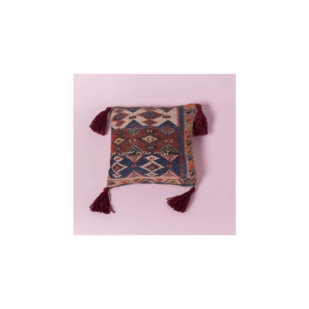 Capa De Almofada Mahi 45X45 Cor: Multicolorido - Tamanho: Único