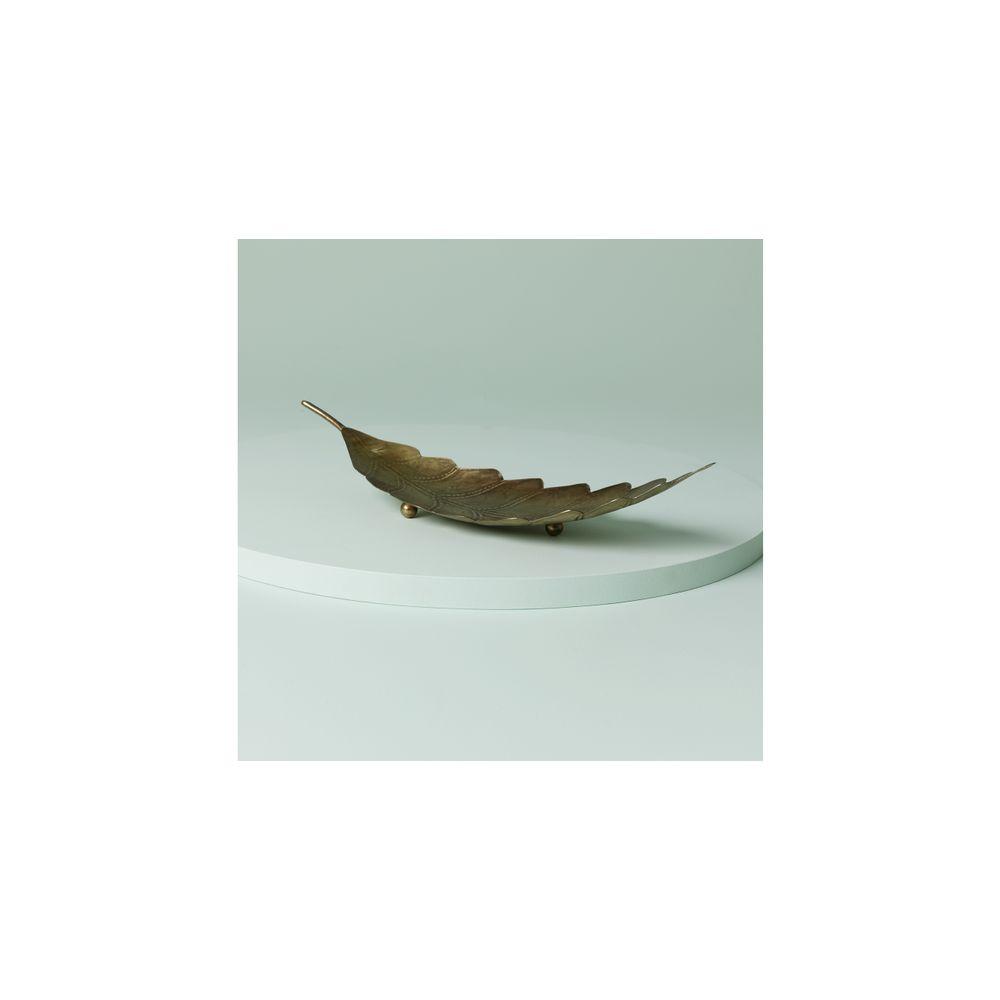 Decorativo Viena Cor: Ouro - Tamanho: Único