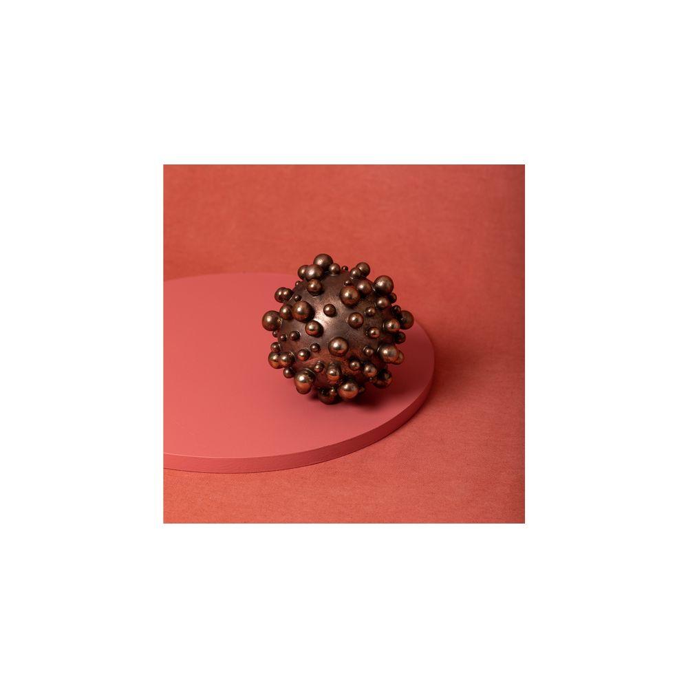 Decorativo Orb Cor: Ouro - Tamanho: Único