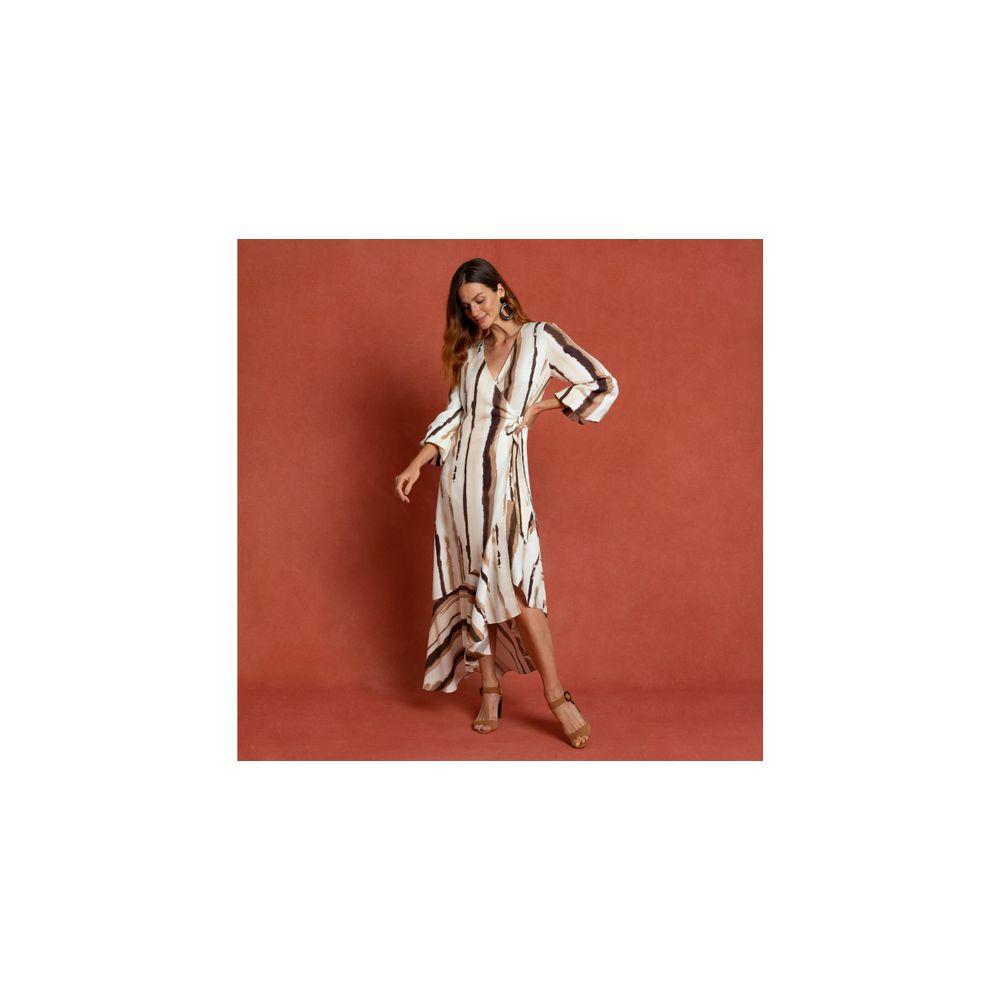 Vestido Morisot Cor: Off White - Tamanho: Pp