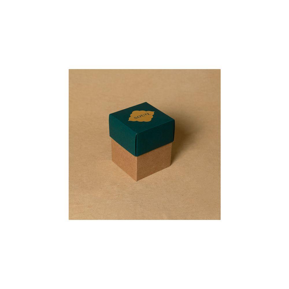 Caixa Verde P Cor: Verde - Tamanho: P