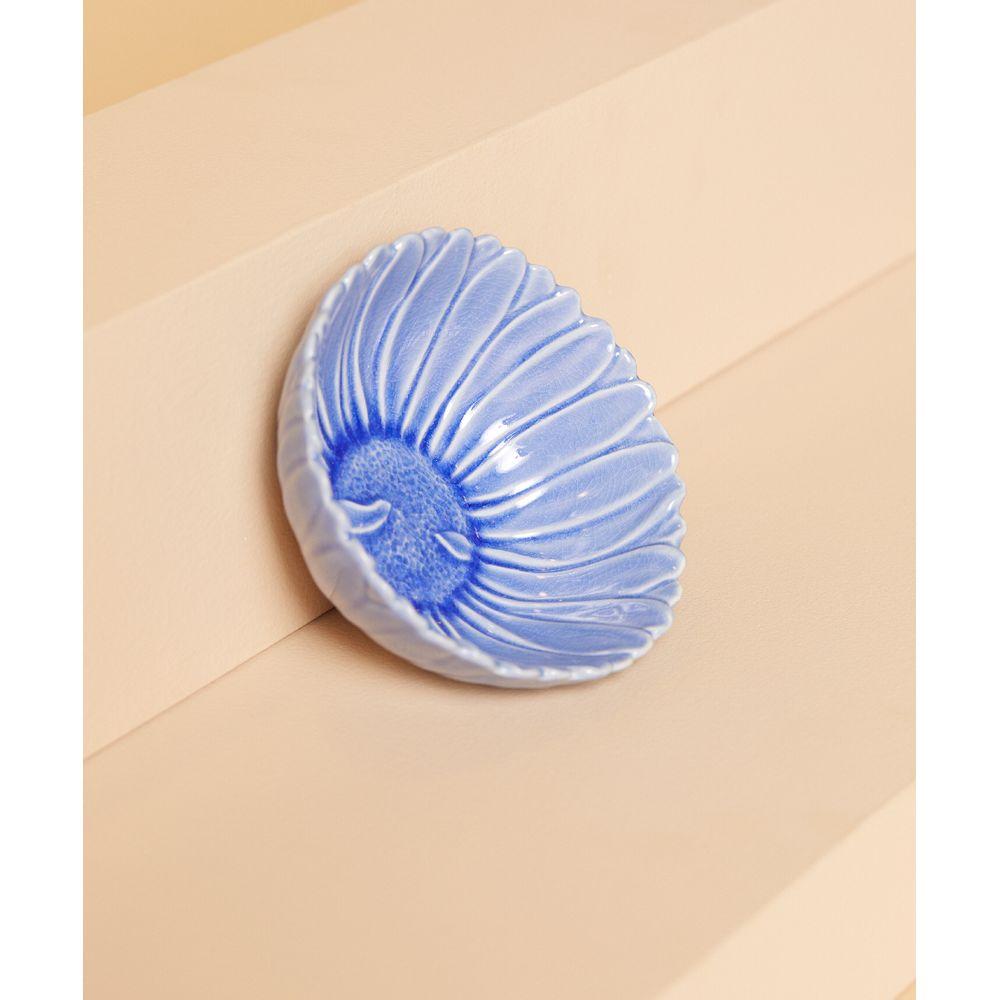 Bowl De Cerâmica Calama Cor: Azul - Tamanho: Único