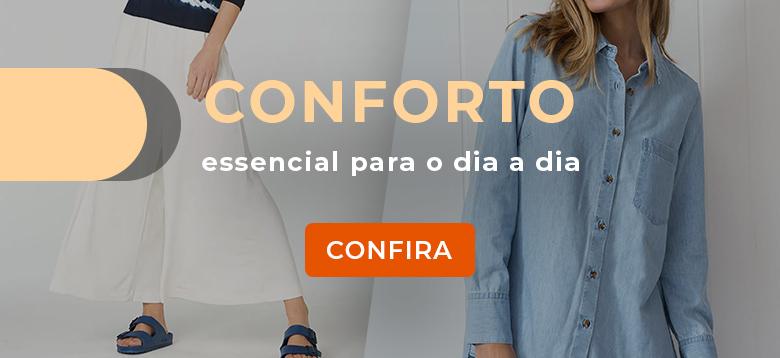Banner Secundario 2 - Roupas Confortáveis